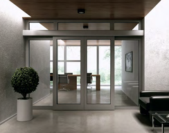 Fire Rated Automatic Sliding Doors